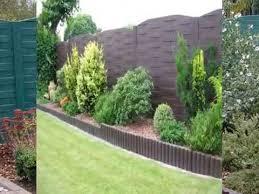 jardin cloture pose de clôture en béton présentés par l entreprise dl jardin