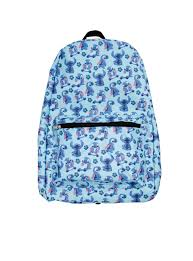 loungefly disney lilo u0026 stitch toss print backpack topic