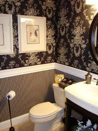 half bathroom ideas renovated half bath traditional bathroom ta