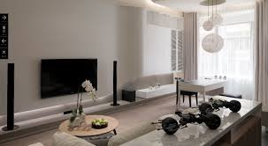 white modern living room 2 interior design ideas