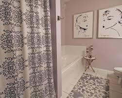 Dark Purple Shower Curtain Decorating With Shower Curtains Houzz