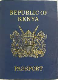 how to renew a kenyan passport in the u s