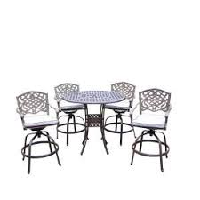 Bar Height Patio Set With Swivel Chairs 41 Best Bar Height Patio Sets Images On Pinterest Bar Height