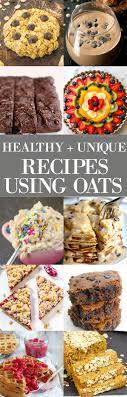 recette de cuisine all healthy and unique recipes oats mouthwatering recipes