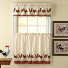 curtains great christmas kitchen curtains walmart for country
