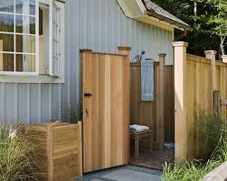 outdoor changing room ideas u0026 photos houzz