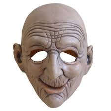 halloween face masks mask color picture more detailed picture about old man rubber