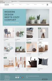 Home Decor Items Websites 10 Free Creative Website Templates With Killer Design