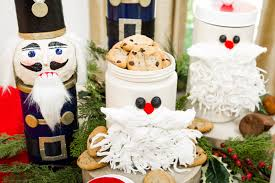 an adorable diy festive cookie canister by maria provenzano don u0027t
