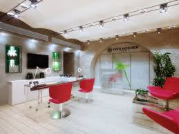yves rocher beauty salon 2 interior design y u0026s design london
