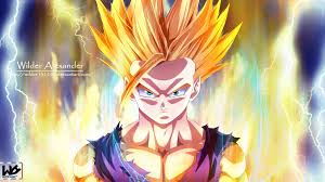 dragon ball super gohan wilder131296 deviantart