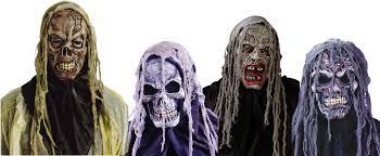 crypt creatures mask assortment halloween