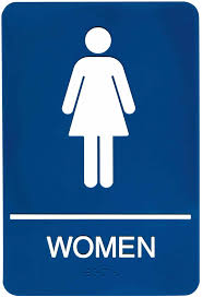 ingeniously womens bathroom sign cape wpxsinfo