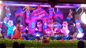 Theme Decoration by Aicaevents Mickey Mouse Club Theme Decorations