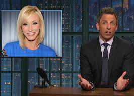 seth meyers introduces president trump u0027s spiritual advisor