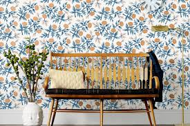 Wallpaper Home Interior 5 Wallpaper Trends To Inspire Your Next Home Refresh Curbed