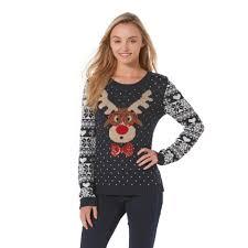 bongo junior u0027s ugly christmas sweater reindeer