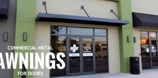 Metal Awnings For Home Windows Metal Awnings For Doors