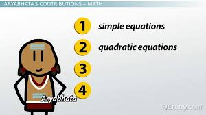 aryabhata mathematician history u0026 biography video u0026 lesson