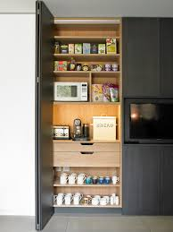 Pepper Shaker Cabinets Microwave In Pantry Kitchen Traditional With Classic Salt And