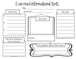 informational text features worksheets free worksheets library