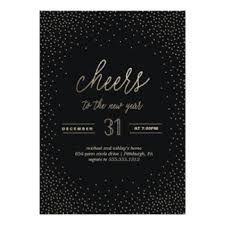 new years eve invitations u0026 announcements zazzle