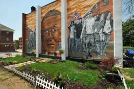 after freddie gray unrest activists hope to transform sandtown after freddie gray unrest activists hope to transform sandtown winchester with murals gardens baltimore sun