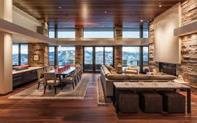 Mountain Home Decor Rustic Luxury Mountain House Plans Design And Planning Of Houses
