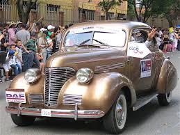 opel olympia 1952 2017 desfile de autos clasicos classic car parade photos