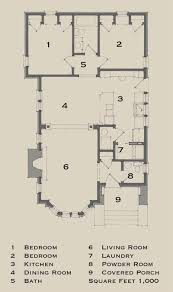 old house floor plans new old bungalow plan one floor plan tiny spaces pinterest
