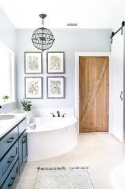rustic modern farmhouse bath tour industrial rustic master bath retreat bathroom designs