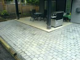 Large Pavers For Patio Photo Of Cheap Patio Stones Paver Patio Paver Patiojpg Paver Patio