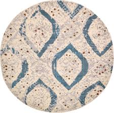 ingenious inspiration 8 round rugs fresh design cream 8 x