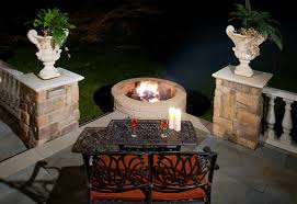 Landscape Fire Features And Fireplace Image Gallery Funyak Landscape Fire Features