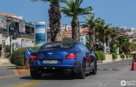 blue bentley 2016 bentley continental gt v8 s concours series black 21 november