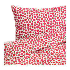 Bedding Sets Ikea by Ikea Sommar 2015 Raspberry Pattern Bedding Duvet Cover Set