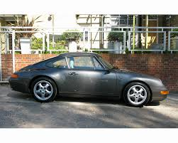porsche slate gray metallic porsche 993 c2 coupe our stock hendon way motors