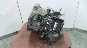 manual gearbox citroën c4 grand picasso i ua 1 6 hdi 36482