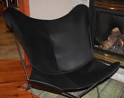butterfly chair cover black leather butterfly chair cover
