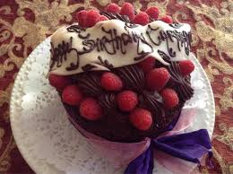 Ordered This Awesome Birthday Cake To Enjoy With My Family So