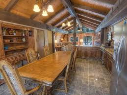gambrel style remodeled gambrel style home with beautiful trees views ra45154