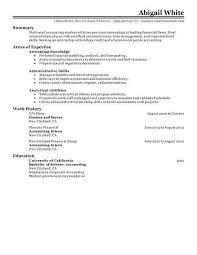 Format For Resume For Internship Sample Resume For Internship Functional Resume Sample For An It