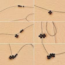 Pandahall Tutorial On How To Pandahall Original Diy Project Vintage Black Seed Bead Choker