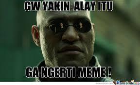 Meme Indo - meme indo by therisk2nd meme center