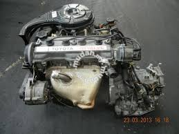 toyota corolla ae90 jdm parts engine empty toyota corolla ae90 4a fe car accessories
