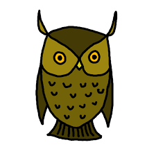 owl clipart no background clipartfest