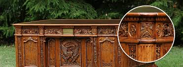 Oval Office Desk Resolute Desk The Resolute Desk