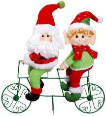 bicycle gift hub tandem santa and bright