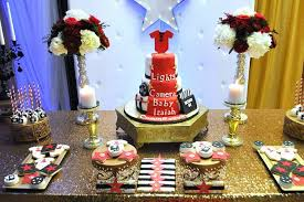 chic hollywood red carpet baby shower baby shower ideas themes