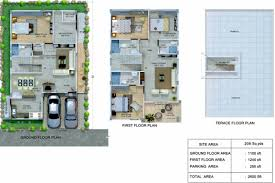 Breeze House Floor Plan Spectrum Lake Breeze In Manikonda Hyderabad Price Location Map